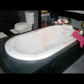 Bathtub Evita