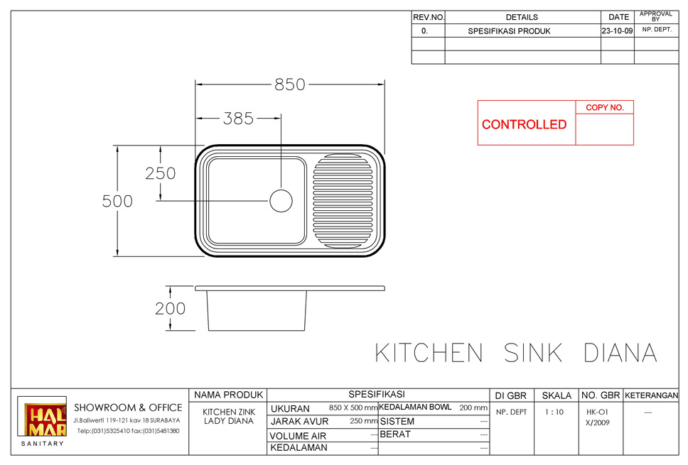 Kitchen Sink Specifications Product halmar sanitary bathroom sanitary click here to view complete product specification sink diana workwithnaturefo
